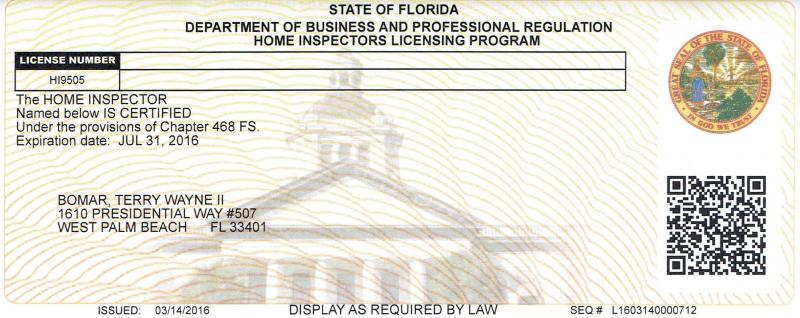 Occupational license pompano beach